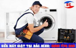 Dịch vụ sửa máy giặt tại nhà ở Bắc Ninh chất lượng