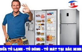 Dịch vụ sửa Tủ Lạnh, Tủ Mát, Tủ Đông tại Bắc Ninh