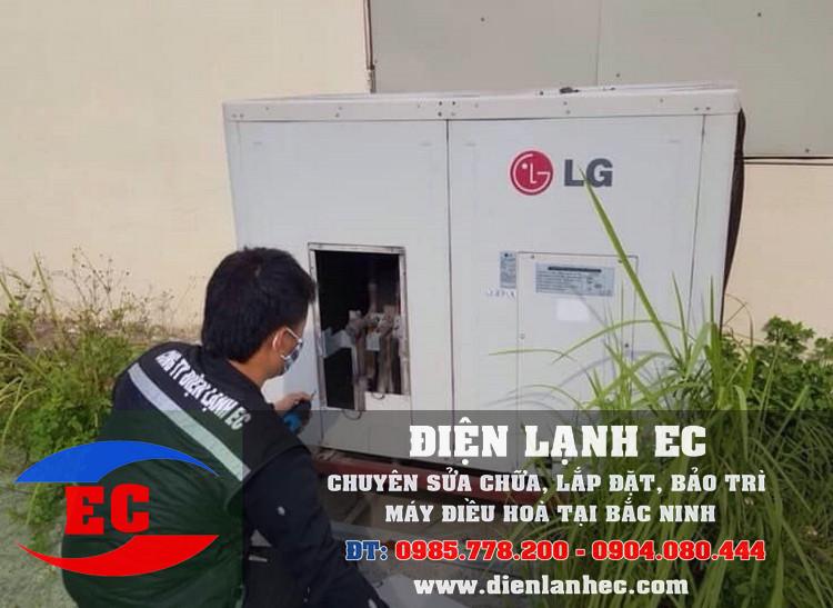Sửa điều hoà tại Bắc Ninh: Tổng hợp các lỗi thường gặp ở máy điều hoà