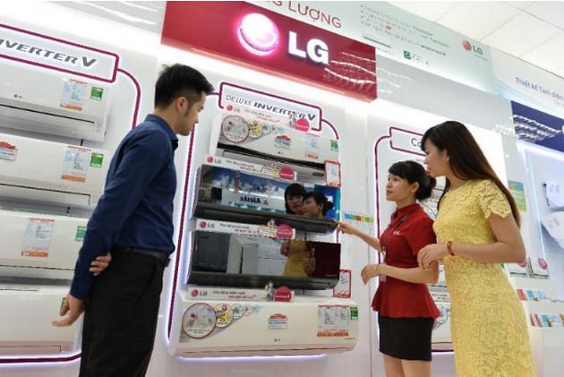 Điện Lạnh EC Bán Máy Điều Hoà Tại Bắc Ninh - Lắp Đặt Điều Hòa tại Bắc Ninh Giá Rẻ