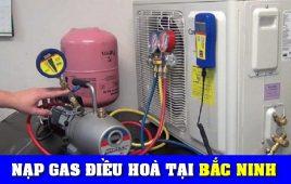 Bơm Gas Điều Hoà Tại Nhà Ở Bắc Ninh Giá Rẻ, Nạp Gas Điều Hoà