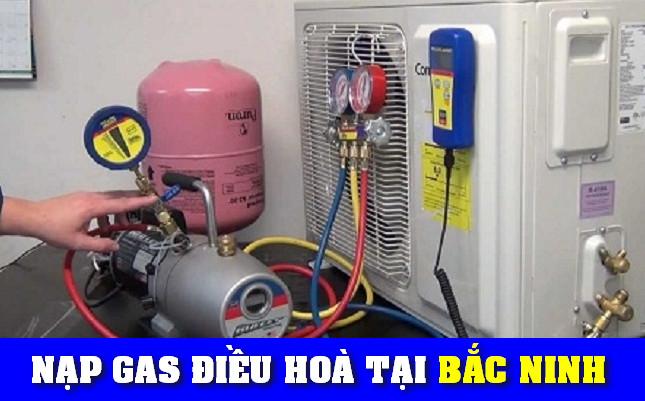 Dịch vụ Bơm Gas Điều Hoà Tại Nhà Ở Bắc Ninh Giá Rẻ, Nạp Gas Điều Hoà