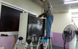 Bảo dưỡng điều hòa công nghiệp tại BẮC NINH
