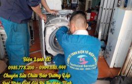 Bảo dưỡng máy giặt giá rẻ tại Bắc Ninh