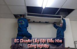Lắp đặt điều hòa công nghiệp tại Bắc Ninh